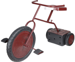 GHOSTLY TRICYCLE ANIMATED PROP