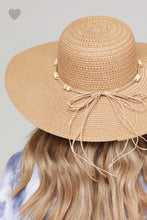 Load image into Gallery viewer, Boho summer hat