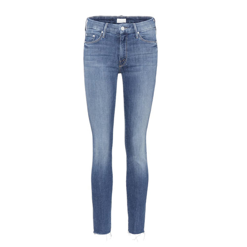 Jeans Donna The Looker Ankle Fray Mother Deni