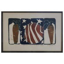 Load image into Gallery viewer, Americana Lithograph by D, Wieditz