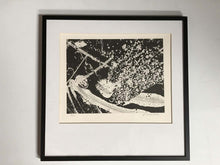 Load image into Gallery viewer, Pair of Abstract Lithographs by Lucy Siekman, #1