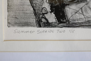 SUMMER SERIES TWO Signed Louise Siekman