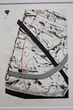Load image into Gallery viewer, RED LINE Signed Louise Siekman