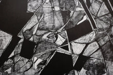 Load image into Gallery viewer, SUMMER SERIES 2/6 Abstract Lithograph Signed Louise Siekman