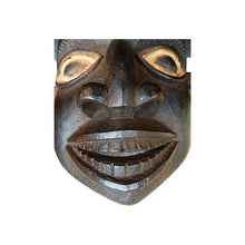 Load image into Gallery viewer, Dual Sided Face African Sculpture