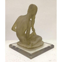 Load image into Gallery viewer, Resin Sculpture by Dorothy Thorpe