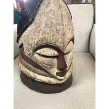Load image into Gallery viewer, A Mende, Gabon African Mask