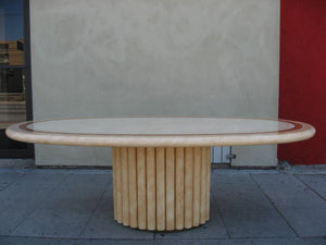 Dining Table by Jean Claude Mahey