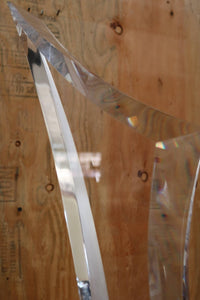 Tall Lucite Sculpture by Joseph Alan Hough