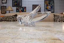 Load image into Gallery viewer, Crystal Grasshopper Dish by Vannes, France