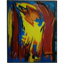 Load image into Gallery viewer, Bold and Graphic Oil Painting by Bert Miripolsky