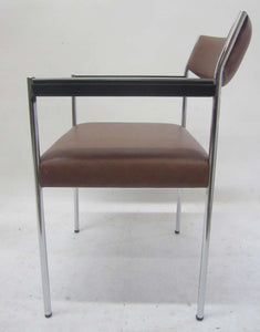 1970s French Office Chair