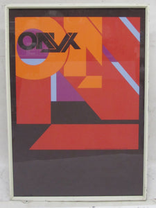 Vintage Poster for Onyx Systems, Inc.