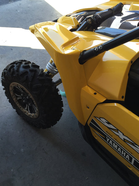High Performance Tires >> Yamaha YXZ 1000 Front Fender Flares – Rhys Millen Racing