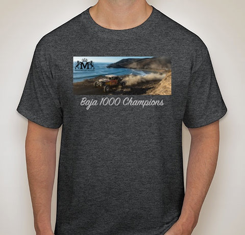 Rhys Millen Racing Baja 1000 Shirt