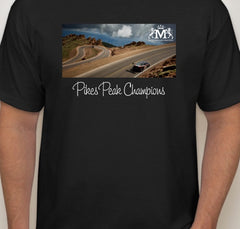 Rhys Millen Racing Pikes Peak Shirt