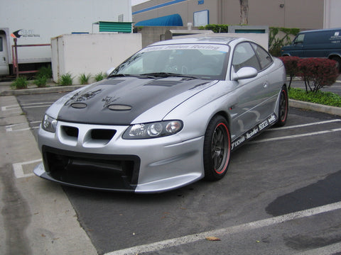 Pontiac GTO 04+ RMR Full Kit