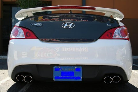 Hyundai Genesis Coupe 09+ RMR Axle Back Exhaust System