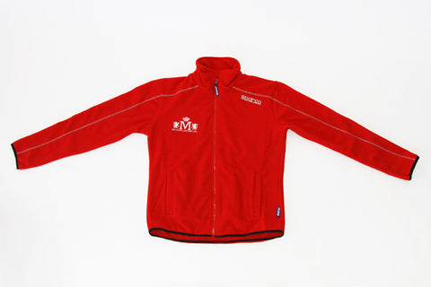 RMR Red Fleece
