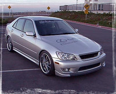 Lexus IS 00-05 RMM 5 Piece Body Kit