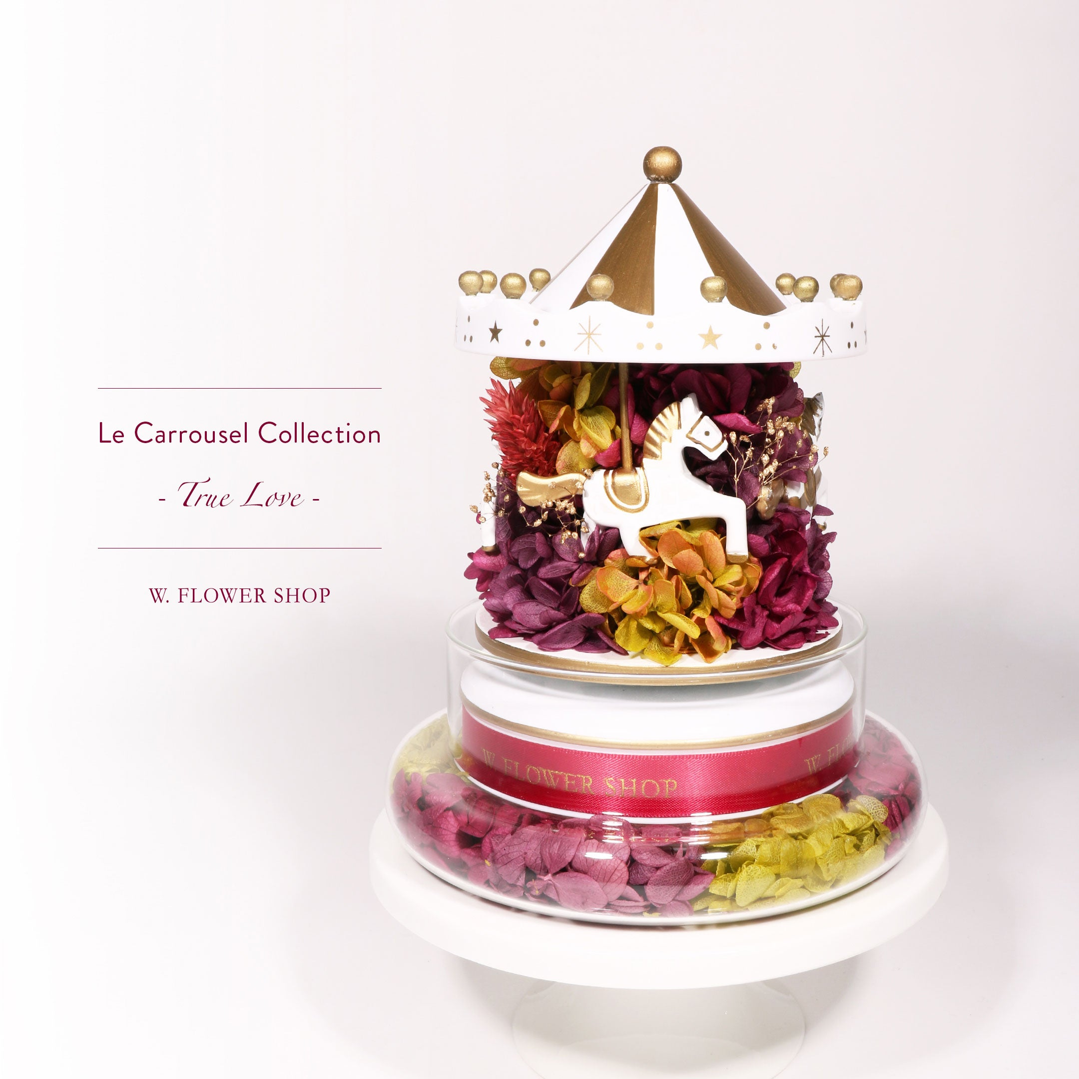 Le Carrousel Collection - True Love