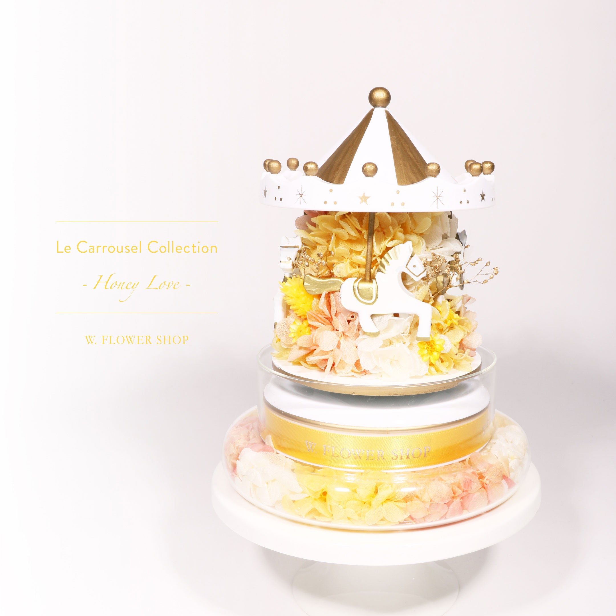 Le Carrousel Collection - Honey Love