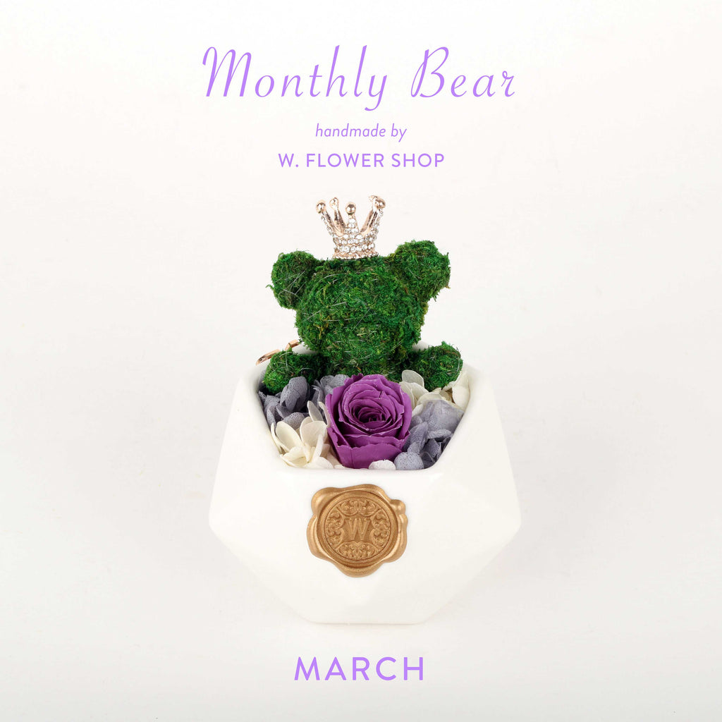 Monthly Bear - March