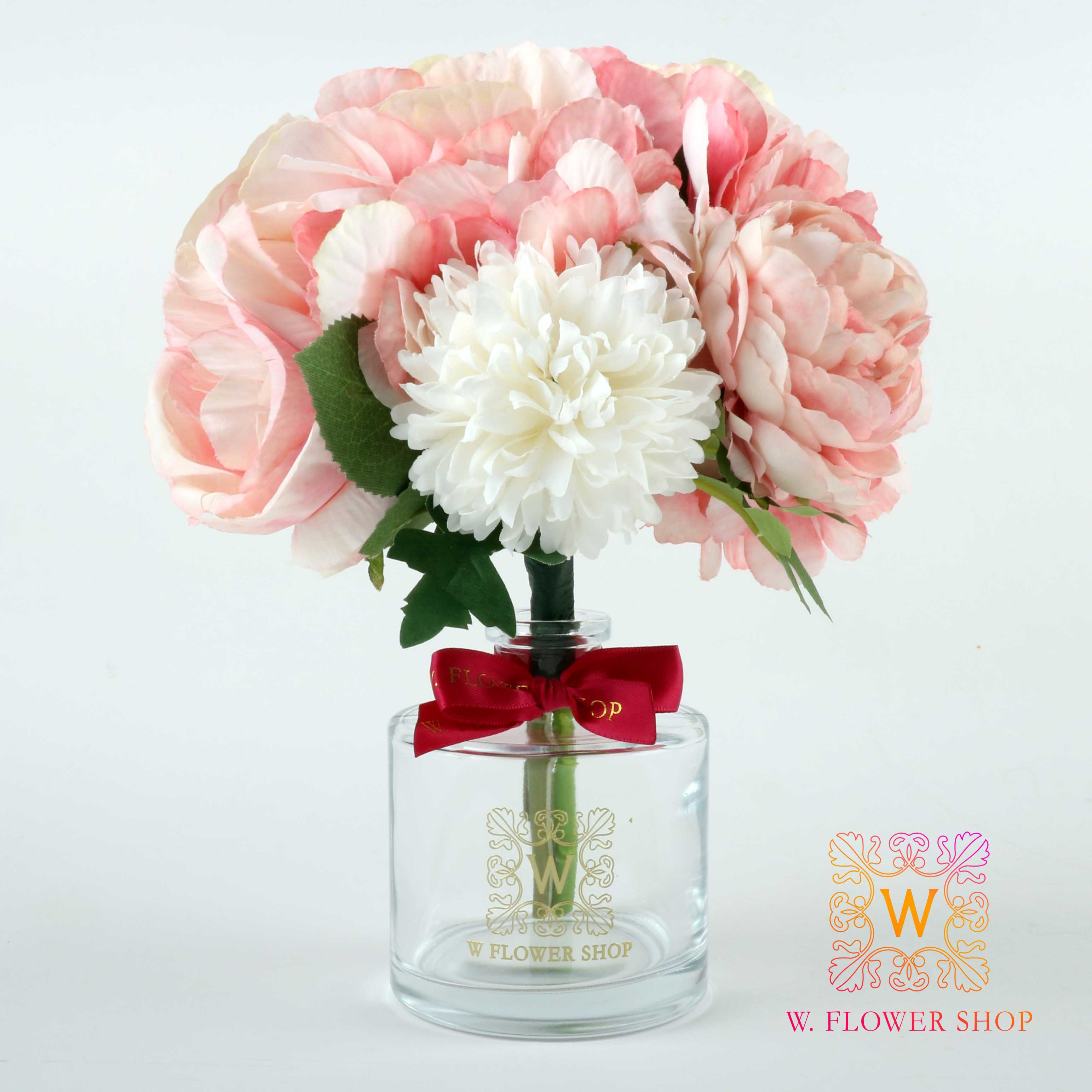 Floral Scent Diffuser - Rose