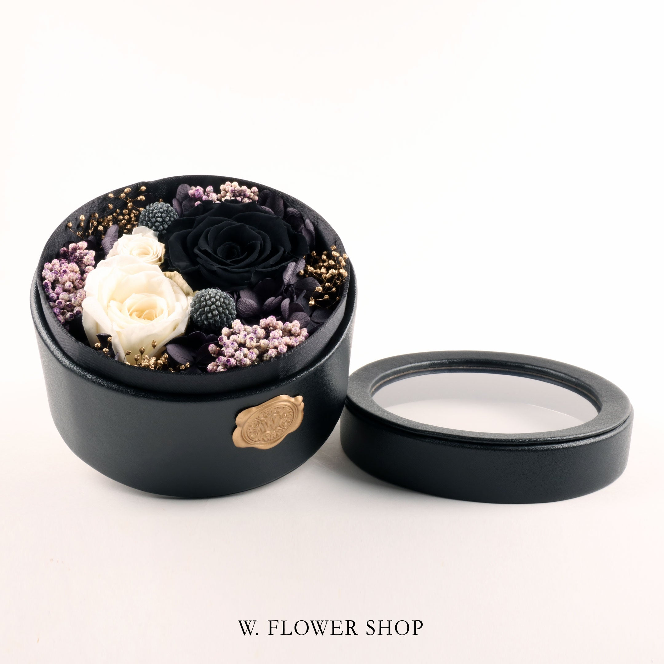 Preserved Flower Box - Secret