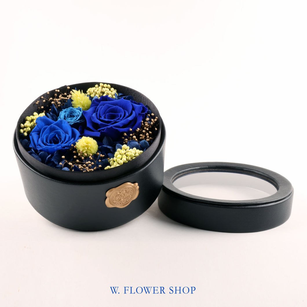 Preserved Flower Box - Infinity