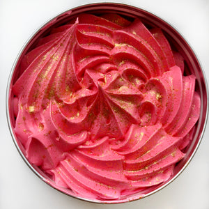 Rhubarb & Custard Whipped Soap