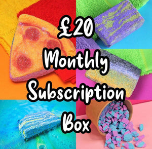 £20 Monthly Subscription