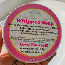Load image into Gallery viewer, Refresher Whipped Soap