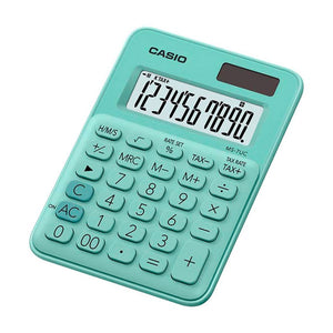 Calculadora Casio MS-7UC Verde