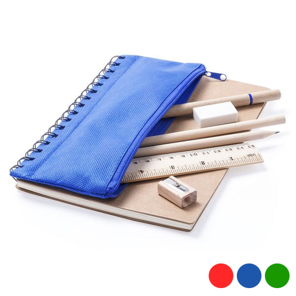Caderno com Estojo Integrado (6 pcs) 145661