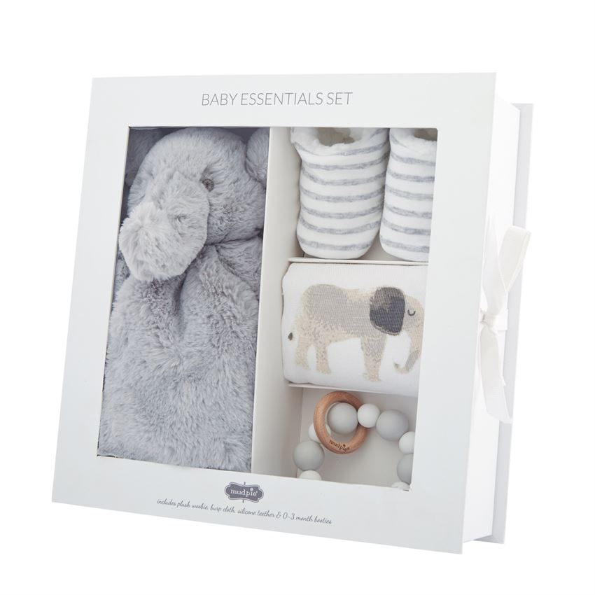 Elephant Baby Essentials Set