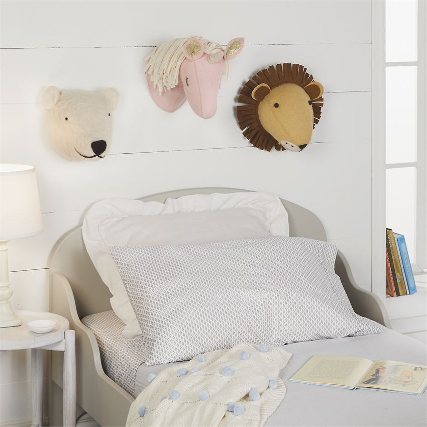 Polar Bear Wall Mount