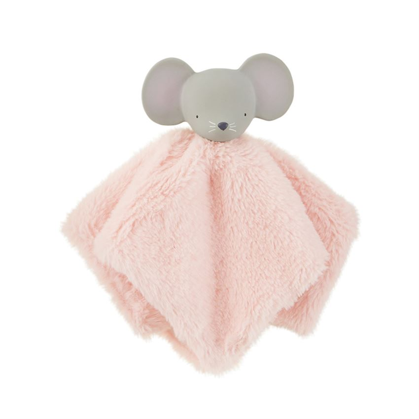 Mouse Woobie | Pink