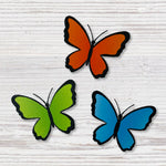 Butterfly Magnets | Bright