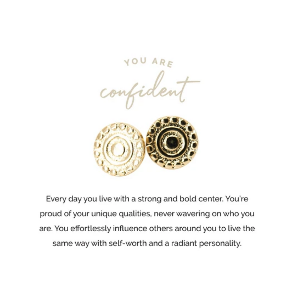 Earrings | Confident