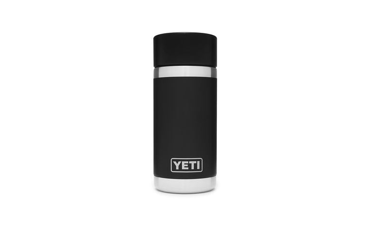 YETI Rambler 12oz Bottle: Black