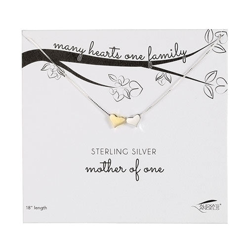 Alexa's Angels | Mother of One Necklace