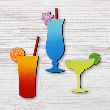 Summer Sipper Magnets