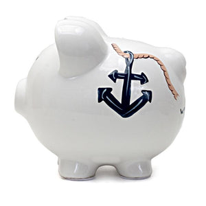 Nautical Piggy Bank