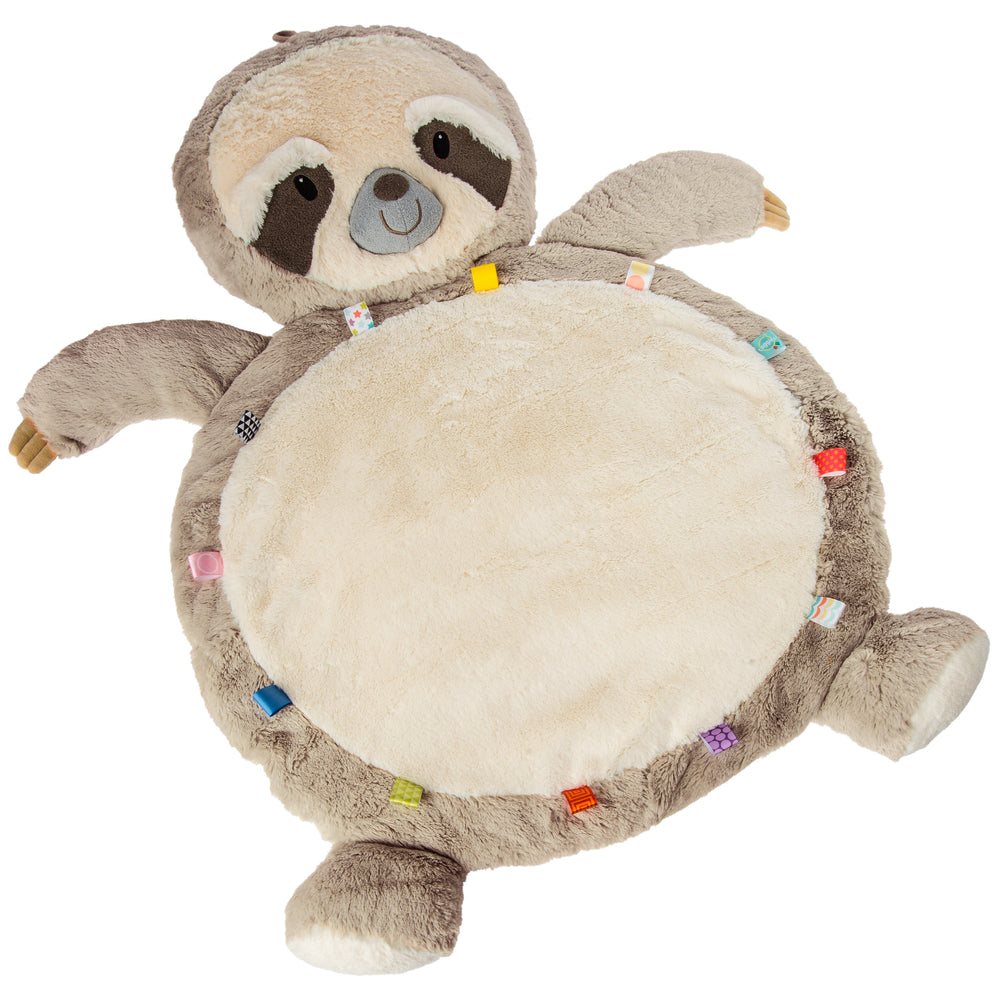 Taggies Molasses Sloth Baby Mat