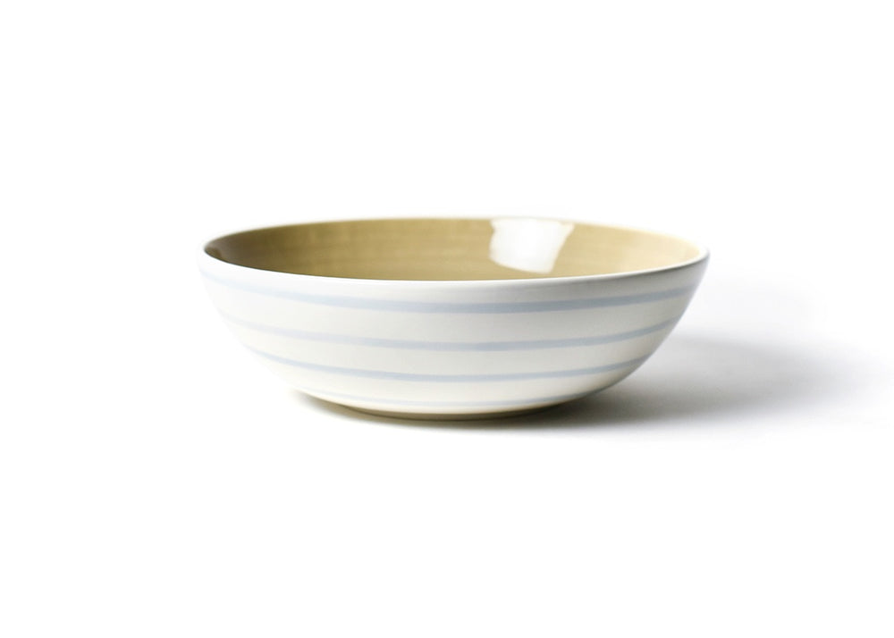 Neutral Nouveau Coupe Bowl: Large