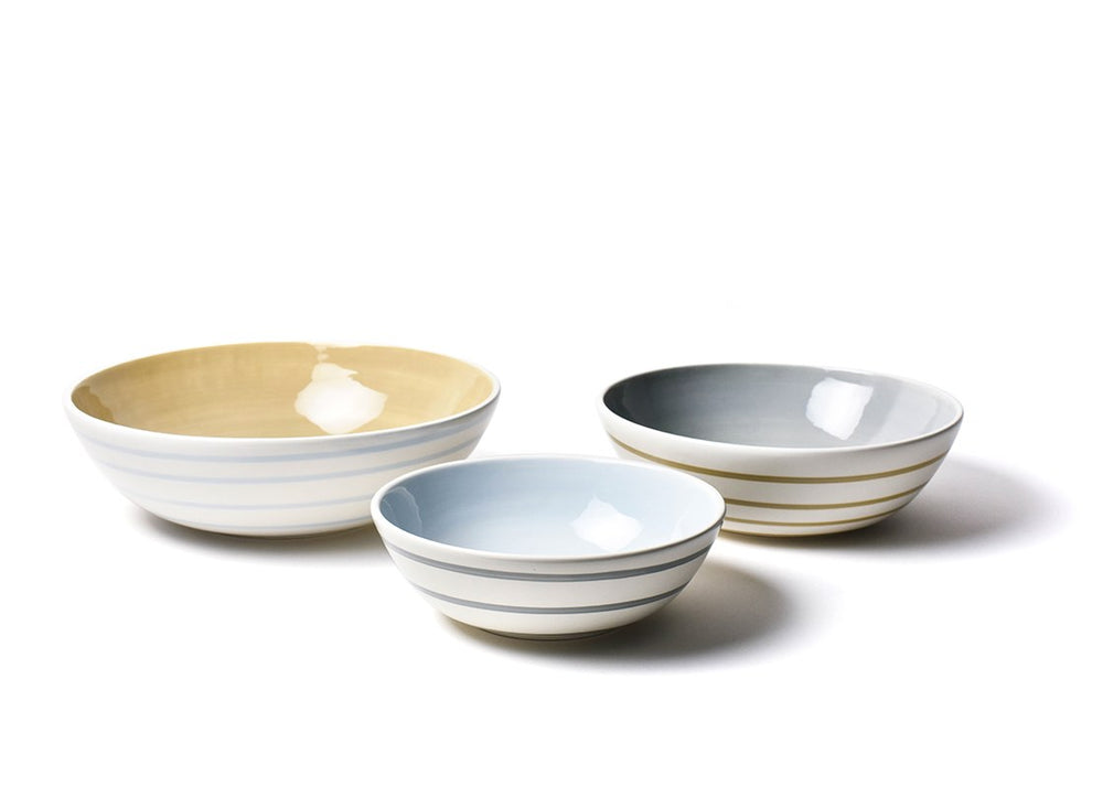 Neutral Nouveau Coupe Bowl:  Medium