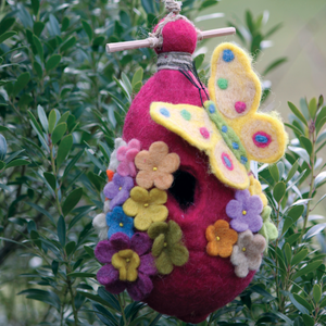 Butterfly Birdhouse