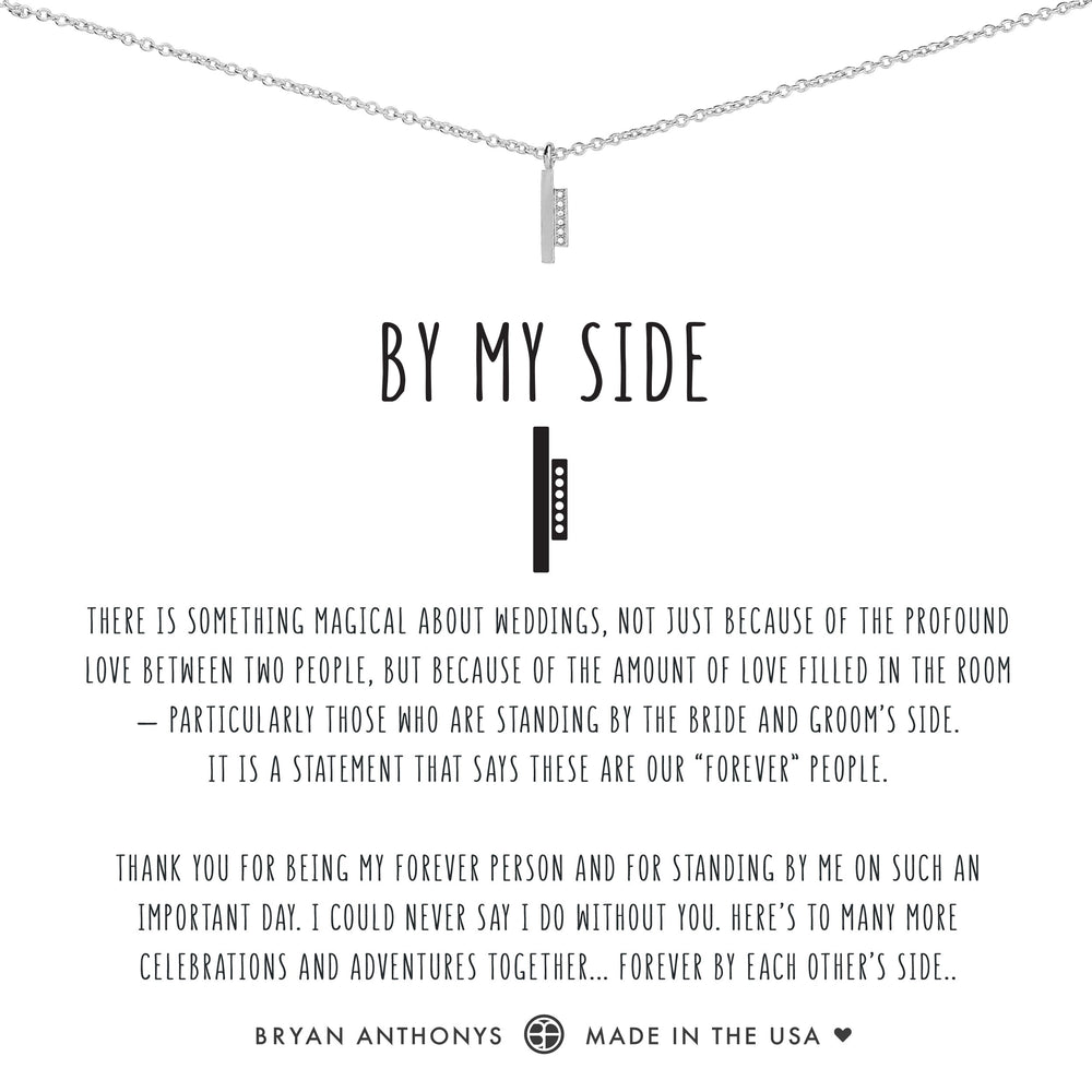 By My Side Necklace