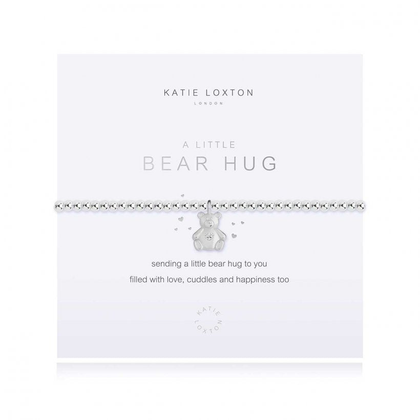 A Little Bear Hug Bracelet